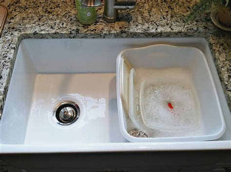 sink protector for farmhouse sink our farmhouse sink tips to clean and care for porcelain
