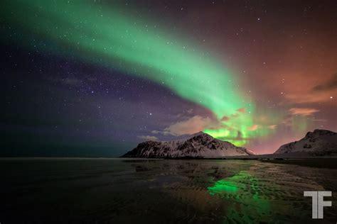 aurora borealis night gallery portfolio thomas farina