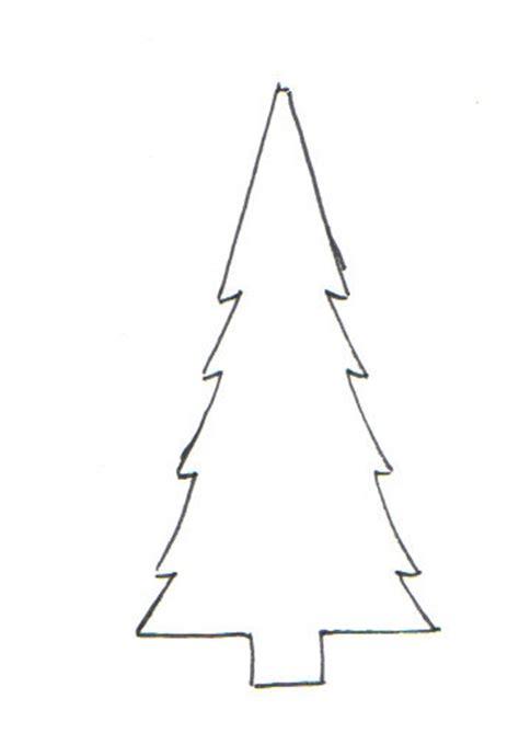 bastelideeninfo kostenlose bastelvorlage mini tannenbaum