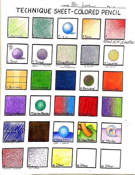 color pencil techniques adult coloring tips