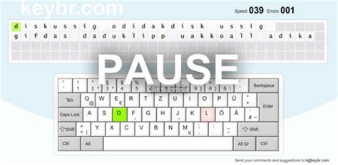 Nur die wenigsten nutzen alle 10 finger beim schreiben am pc. 10-Finger-System kostenlos lernen - foerderland