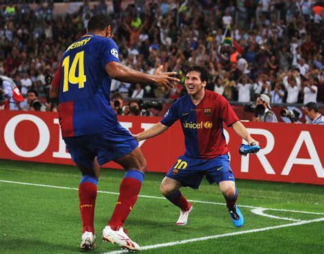 Барселона - Манчестер Юнайтед: прямая онлайн трансляция футбольного матча, Лига чемпионов, 27 мая 2009 года, 22.45 - Sports.ru