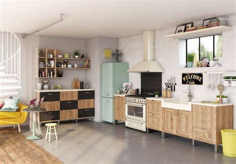 sol cuisine ouverte salon ouvert sur cuisine exemple dcoration cuisine