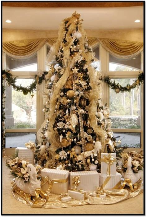 how to decorate a designer christmas tree for your luxury home haute living