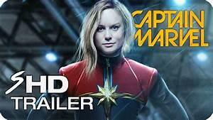 Marvel's Captain Marvel - (2019) Concept BRIE LARSON Movie ...