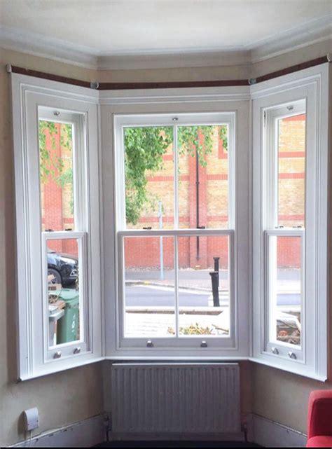 timber sash window installation  walthamstow north london