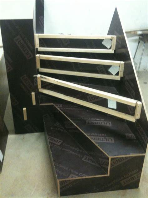 coffrage escalier beton droit d 233 pose et repose d un escalier b 233 ton 9 messages
