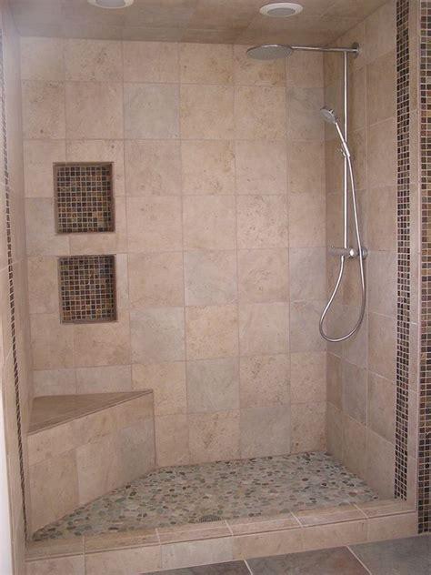 bench shower bathroom shower bench built  corner