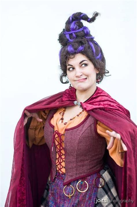 cosplayadoration hocus pocus costumes castle corsetry