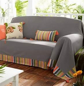 Plaid Pour Canapé : plaid pour canap 2 places canap id es de d coration ~ Premium-room.com Idées de Décoration