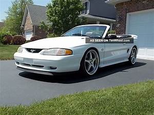 Ford Mustang Gt 5 0 : 1995 ford mustang gt convertible 5 0 arizona car with lots of mods ~ Melissatoandfro.com Idées de Décoration