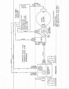 Hilborn Fuel Injection Diagram