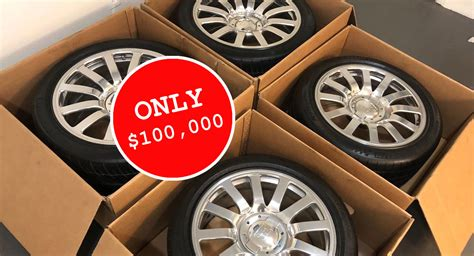 There are few cars out there that compare with the bugatti veyron for sale. Used Bugatti Veyron Wheels Will Cost You More Than A Brand New Porsche 911!   Carscoops