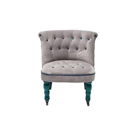 fauteuil entree bleu kare design achat vente fauteuil cdiscount
