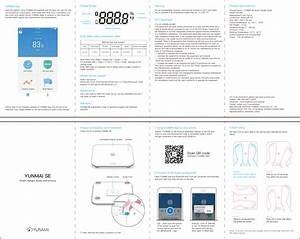 Yunmai Technology M1680 Yunmai Se Smart Scale User Manual