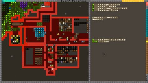 started  dwarf fortress part  dining