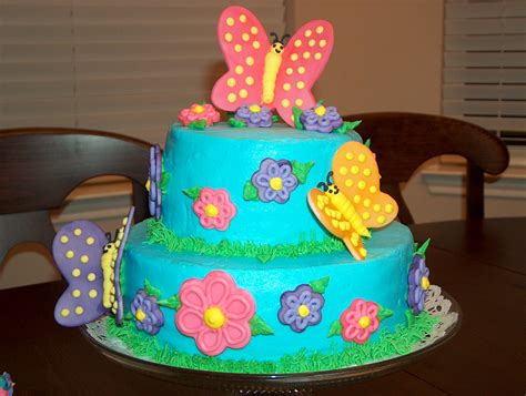Decorating Ideas Cake by Butterfly Cakes Decoration Ideas Birthday Cakes