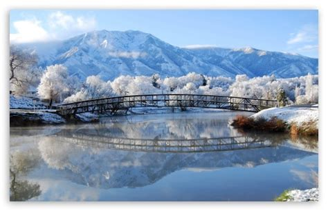 Beautiful Winter Scenes Desktop Wallpapers