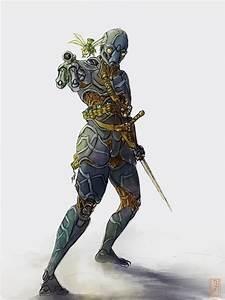 19 best D&D Warforged images on Pinterest | Character art ...