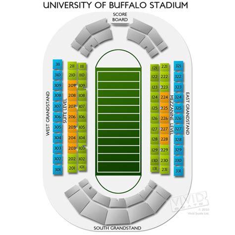 bureau 騁ude structure of buffalo stadium tickets of buffalo stadium information of buffalo stadium seating chart