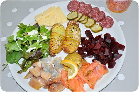 cuisine suedoise assiette nordique pour un dimanche bien trop froid un