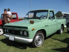 Vintage Toyota Truck