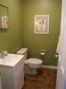 Wall decors cool modern bathroom small ideas for wall for Small bathroom paint ideas green