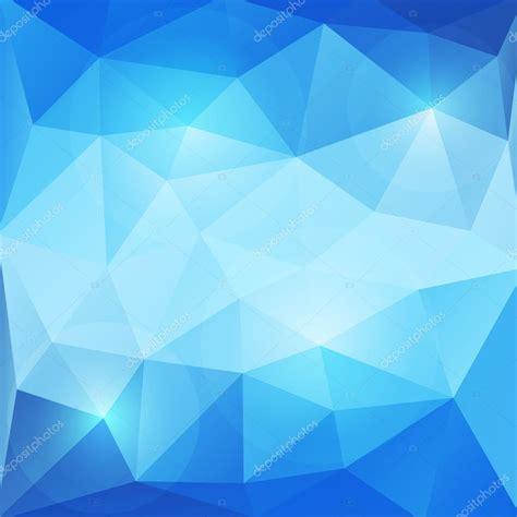 vector triangulos abstractos azules tri 225 ngulos vector fondo vector de stock 169 msanca 61553713