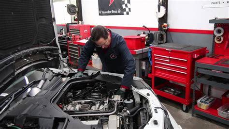 mercedes m119 v8 engine inspection part 5 engine