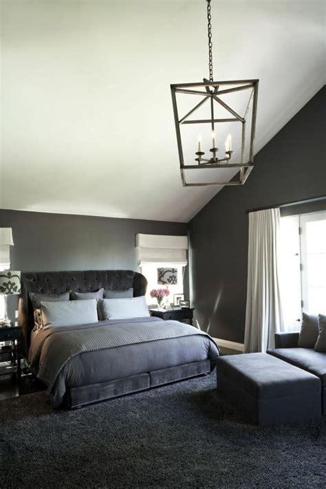 idee deco chambre moderne chambre grise 50 idées intéressantes et inspirantes