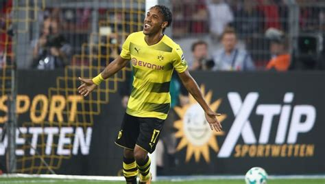 German Reports Claim Serial Scorer Aubameyang Will Leave ...