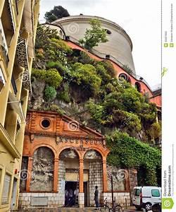 Bibliotheque De Nice : ville de nice architecture de colline de ch teau image ~ Premium-room.com Idées de Décoration