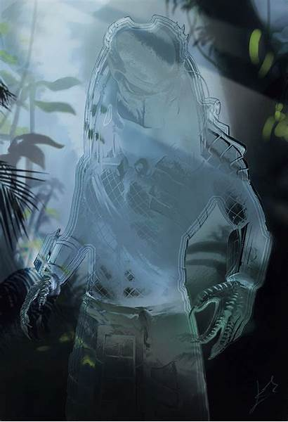 Predator Alien Deviantart Aliens Gifs Science Vs