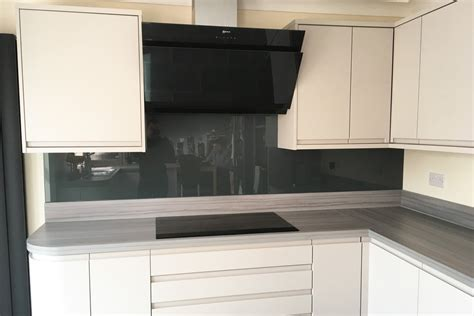 splashbacks for kitchen farrow downpipe no 26 top hat kitchen glass splashback