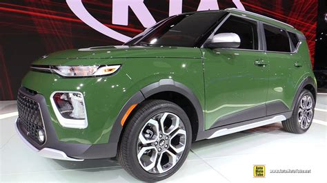 Kia X Line 2020 by 2020 Kia Soul X Line Exterior And Interior Walkaround