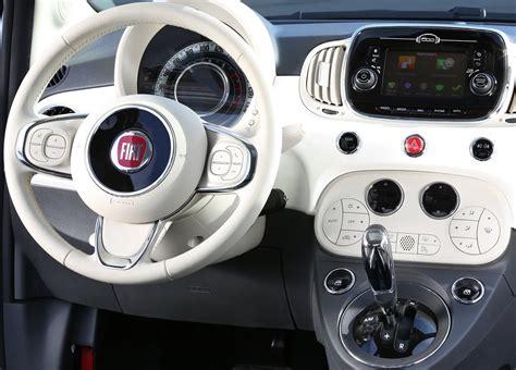 Interni Fiat 500 - la nuova gamma fiat tipo 2019 un allestimento per tutti