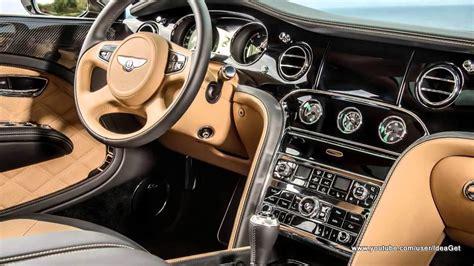 mulsanne bentley interior inside the bentley mulsanne luxury cars