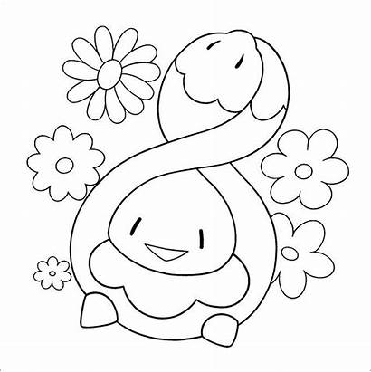 Coloring Pages Pokemon Printable Template Templates Colouring