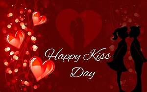 Happy kiss Day ... Kiss Day Romantic Quotes