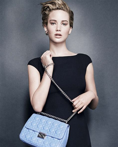 Jennifer Lawrence Miss Dior Spring 2014 Photoshoot By