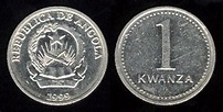 Angolan kwanza - Currency Wiki, the online numismatic ...