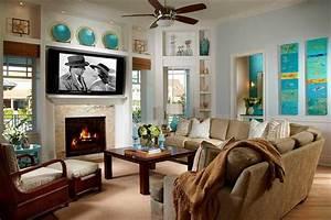 Coastal Living: Coastal Interior Decor Home with Design