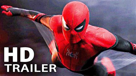 spider man   home official trailer  hd tom