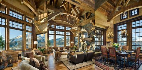 cedar view lodge handcrafted timber frame home