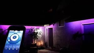 Led Lighting - Under Fascia Board