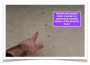Stop Squeaky Floors Uk by Squeaky Floor Carpet Uk Carpet Vidalondon