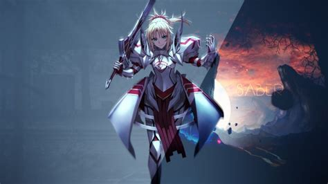 wallpaper saber  red fate apocrypha astolfo fate