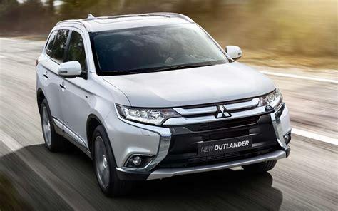 Novo Mitsubishi Outlander 2018  Preço, Consumo, Ficha