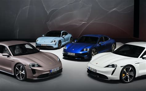 Porsche's tease of 2021 Taycan good news is coming true ...