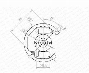 50cc engine 9hp engine flywheel kit engine spare parts With magneto stator 50cc 70cc 90cc 110cc 125cc electric start atv dirt bike